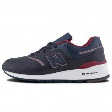 Мужские New Balance 997 Dark/Blue/Red