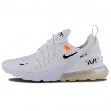 Унисекс OFF-White  x Nike Air Max 270 White