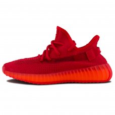 Унисекс Adidas Yeezy Boost 350 V2 Red