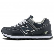 Мужские New Balance 574 Dark Black