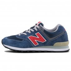 Унисекс New Balance 574 Red/Blue