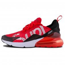 Унисекс Nike Air Max 270 x Supreme Red
