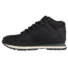 Зимние New Balance 754 Black With Fur