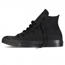 Фотография 1 Унисекс Converse All Star Chuck Taylor Hghi All Black
