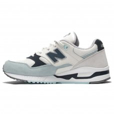 Женские New Balance 530 White/Light Blue