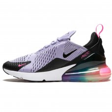 Женские Nike Air Max 270 Purple Rainbow