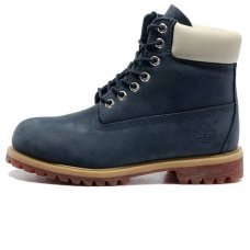 Женские Timberland 10061 Blue/White
