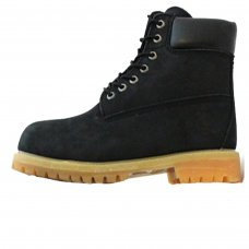 Унисекс Timberland 6 Inch Boot Black