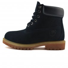 Унисекс Timberland 10061 Black With Fur