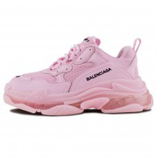 Женские Balenciaga Triple S Light Pink