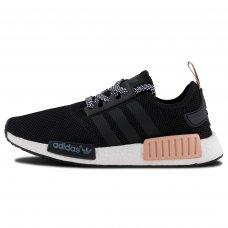 Женские Adidas NMD Black/Beige