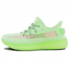 Унисекс Adidas Yeezy Boost 350 V2 Glow