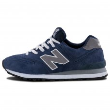 Фотография 1 Унисекс New Balance 574 Blue Gray