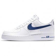 Мужские Nike Air Force 1 White/Blue