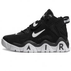 Унисекс Nike Air Barrage Mid Black/White