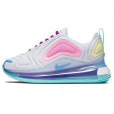 Женские Nike Air Max 720 White Psychic Powder