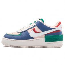 Женские Nike Air Force 1 Shadow Mystic Navy/White