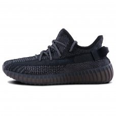 Унисекс Adidas Yeezy Boost 350 V2 Black Static