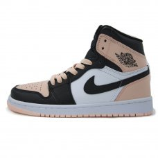 Женские Nike Air Jordan 1 High OG Crimson Tint
