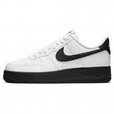 Фотография 1 Унисекс Nike Air Force 1 Low '07 White/Black Multi Size