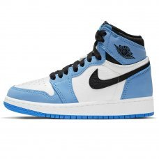 Фотография 1 Унисекс Nike Air Jordan 1 Retro High White/University Blue/Black