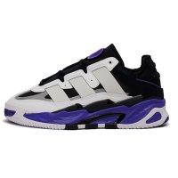 Фотография 1 Унисекс Adidas Niteball White/Black/Purple