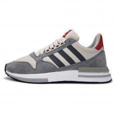 Мужские Adidas ZX 500 Gray/Beige