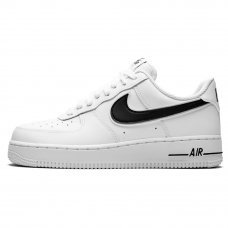Унисекс Nike Air Force 1 '07 3 White/Black