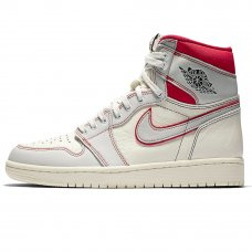 Мужские Nike Air Jordan 1 Phantom Gym Red