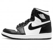 Унисекс Nike Air Jordan 1 Retro High Og White/Black