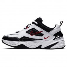 Женские Nike M2K Tekno Black/White/Red