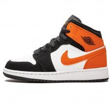 Фотография 1 Мужские Nike Air Jordan 1 Mid Shattered Backboard