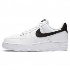 Женские Nike Air Force 1 '07 White/Black