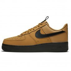 Унисекс Nike Air Force 1 '07 Wheat/Black/Midnight Navy