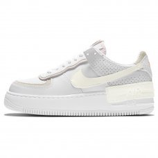 Женские Nike Air Force 1 Shadow White/Atomic Pink/Sail
