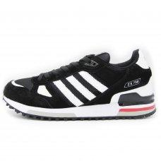 Мужские Adidas ZX 750 Black/White
