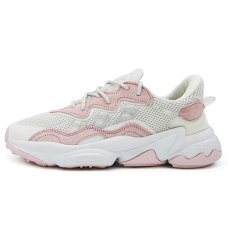Женские Adidas Ozweego Light Beige/White/Pink