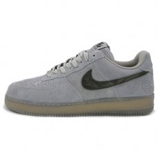 Фотография 1 Мужские Nike Air Force 1 x Reigning Champ Gray
