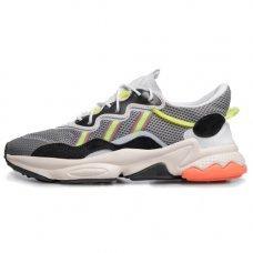 Фотография 1 Мужские Adidas Ozweego Grey/White/Orange