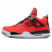 Мужские Nike Air Jordan IV (4) Retro Toro Bravo/Fire Red