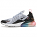Женские Nike Air Max 270 Grey Rainbow