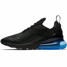 Мужские Nike Air Max 270 Black/Blue