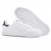 Унисекс Adidas Stan Smith White/Deep Blue