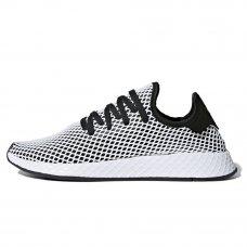 Унисекс Adidas Deerupt Runner Black/White