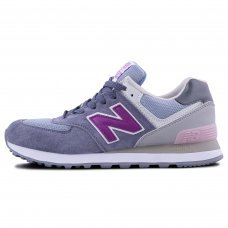 Женские New Balance 574 Purple