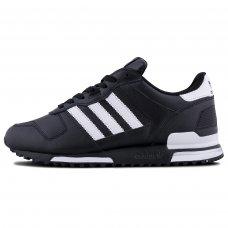 Мужские Adidas ZX 700 Black/White