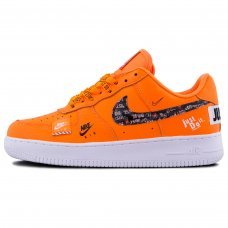 Унисекс Nike Air Force 1 '07 Orange