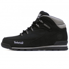 Мужские Timberland Euro Sprint Hiker Hiking Dark Grey With Fur