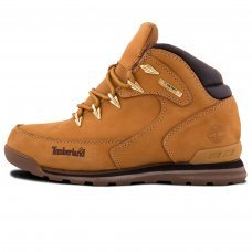 Фотография 1 Мужские Timberland Euro Sprint Hiker Hiking Brown With Fur