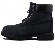 Унисекс Timberland 10061 All Black With Fur